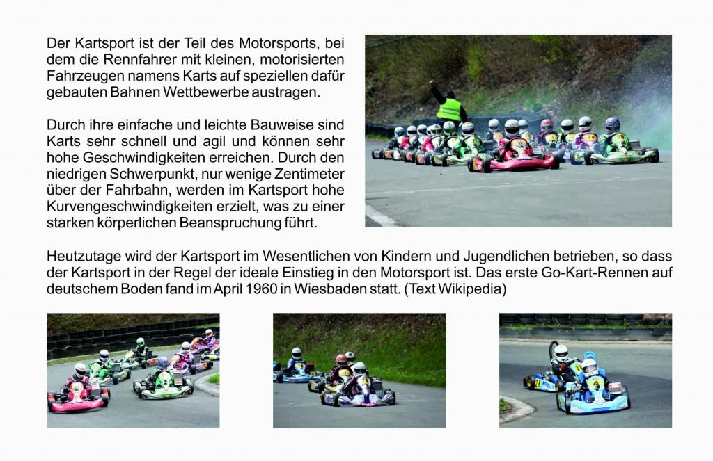 Kartsport Text