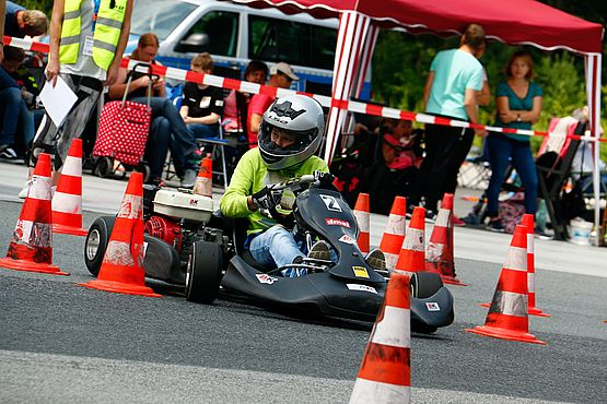 Kart Slalom Cup